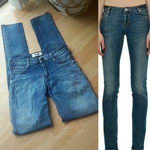 ACNE   Kex Odessa Skinny Jeans